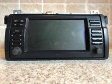 BMW E46 serie 3 m³ pantalla ancha Zb Bordmonitor navegación Sat Nav Satélite 16:9