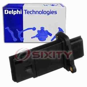 Delphi Mass Air Flow Sensor for 2009-2014 Nissan Cube 1.8L L4 Intake ik
