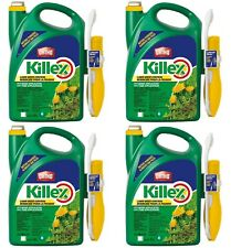 x4 Killex Lawn Weed Dandelion Control Ready to Use 5L Wand 2020 STOCK Herbicide