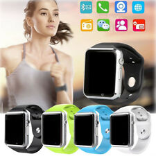 Multi-function A1 Smart Wrist Watch Bluetooth GSM Phone For Samsung iPhone Etc