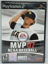 EA Sports MVP 07 NCAA Baseball Sony Playstation 2 PS2 New Factory Sealed