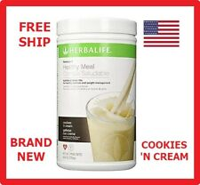 New listing Herbalife Formula 1 Nutritional Shake Mix Cookies And Cream 750g FREE SHIP !!!!!