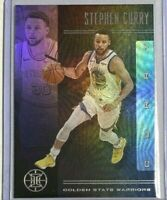 Stephen Curry *Sapphire* 2019-20 Panini Illusions 🏀 Golden State Warriors
