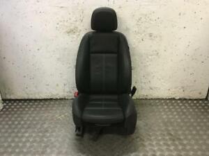 09-15 VAUXHALL ASTRA J MK6 5 DOOR HATCH PASSENGER FRONT LEATHER SEAT/HEADREST