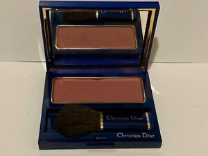 "Christian Dior Powder Blush 843 ""Rose Silk""  blush compact -Retired - Never Used"