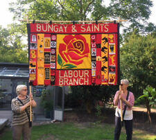 More details for trade union -protest banner poles