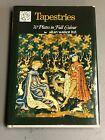 Book, Tapestries 70 Plates Full Color HCDJ Mercedes Ciale Paul Hamlyn 1966-1969