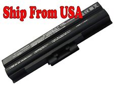 New listing Vgp-Bps13 Battery for Sony Vaio Vgn-Fw139E/H Vgn-Fw140E/H Vgn-Fw170J/W Vgn-Fw21M