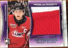 2011-12 ITG Heroes & Prospects Top Prospects Jerseys SILVER Sean Couturier