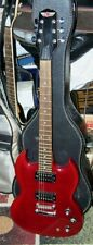 2001 Epiphone Bully SG Electric Guitar Very Nice!!!