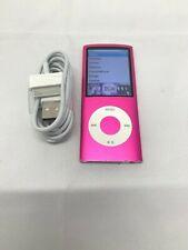 Apple Mb735Ll/A 8Gb iPod Nano 4th Generation - Pink *Read*