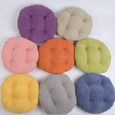 40cm Round Bar Stool Cover Soft Comfortable Antislip Elastic Seat Cushion