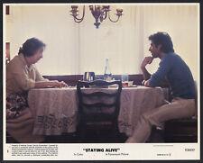 JULIE BOVASSO JOHN TRAVOLTA Staying Alive '83