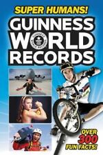 Guinness World Records Book For Kids - Super Humans! by Donald Lemke
