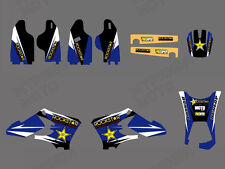 Motorcross Vinyl Decal Sticker Graphic Kit For Yamaha WR250F WR450F 2005-2006