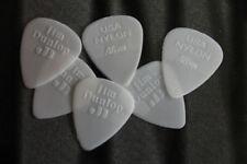 Púas Dunlop para guitarras y bajos