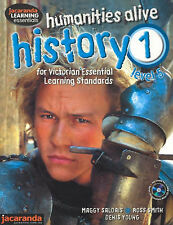 Humanities Alive History 1 for VELS & EBookPLUS: Bk. 1 by Maggy Saldais...