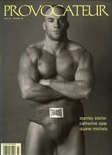 Provocateur Magazine #3 gay STANLEY STELLAR