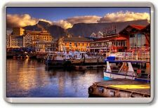 FRIDGE MAGNET - CAPE TOWN - Large Jumbo - South Africa Sunset Bay