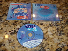 Type To Learn (PC, 1997) Game