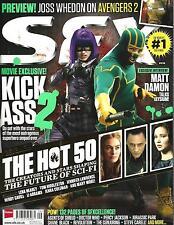 SFX # 238 (KICK ASS 2, JOSS WHEDON / AVENGERS 2, ELYSIUM REVIEW, SEPT 2013) NM