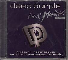 Deep Purple / Live At Montreux 1996  (NEU! Original verschweißt)
