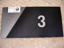 BMW OFFICIAL 325i 330i SEDAN INTRODUCTORY SALES BROCHURE 2006 USA EDITION