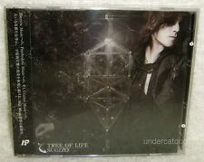 SUGIZO TREE OF LIFE H.K. Ltd CD+DVD (LUNA SEA X JAPAN)