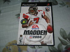 Original PS2 GAME -frm U.S- MADDEN 2004 (rarely used)