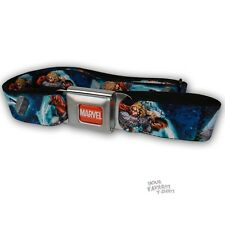 Thor The Dark World Action Pose Marvel Comics Licensed Seatbelt Belt