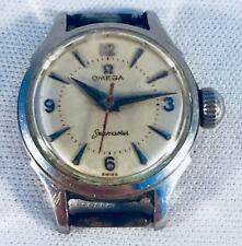 Vintage Omega Seamaster Cal. 252 Manual Winding Ladies Watch