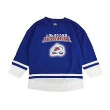 Colorado Avalanche NHL Youth Blue Fashion Jersey Jersey