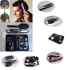 Power Grow Hair Loss Treatment Comb Kit Stop Hot Regrow Therapy Set Laser