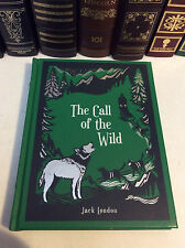 The Call of the Wild by Jack London -  leather-bound