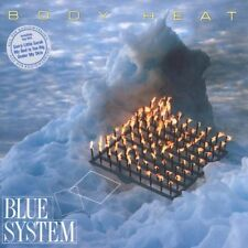 Blue System Body heat (1988) [CD]
