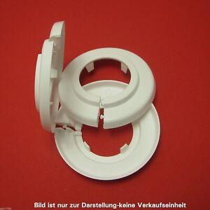 Rosette für Heizungsrohre Heizkörper Rohr Wand-Abdeckung Einzel-Rosette (+)