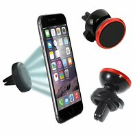 Premium Air Vent Magnetic Car Mount Holder For Samsung Galaxy A3 (2016)