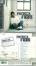 CD + DVD - PATRICK FIORI : 4 MOTS SUR UN PIANO ( avec J.J. GOLDMAN ) /COMME NEUF