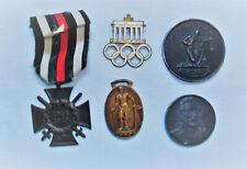 Konvolut Orden Medaille Ehrenkreuz Olympia 1936 Handelskammer Leipzig 1.WK RAR