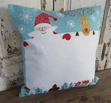 Christmas Living Room Decorative Cushions & Pillows