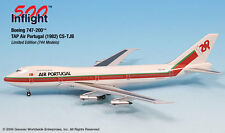 TAP Air Portugal CS-TJB 747-200 1:500 Suberb detail in metal