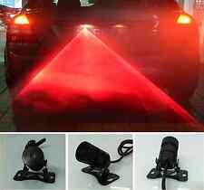 Car Tail Fog Rain Driving Laser Beam Anti Rear-End Crash Caution Light SUV 4WD