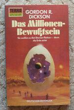 "Science Fiction-TB, Gordon R. Dickson:""Das Millionen-Bewußtsein"", Terra TB 259"