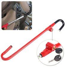 Car Van Anti Theft Steering Wheel Lock Locker Adjustable Protector Security