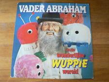 LP RECORD VINYL EN DE WONDERLIJKE WUPPIE WERELD VADER ABRAHAM 1981 CNR 655.122