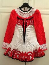Irish Dancing Solo Dress - Celtic Star, Used Condition.