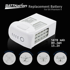 DJI Phantom 4 Pro Intelligent Flight Replacement Battery 5870mAh High Capacity