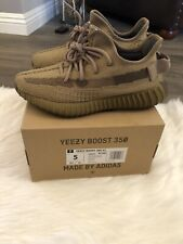 Adidas Yeezy Boost 350 V2 Earth Mens Size 5 (FX9033)