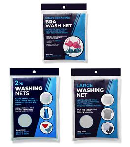 Washing Machine Mesh Net Bags Large Bra Laundry Wash Bags Reusable