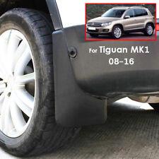 Mudflaps Mud Flaps For VW TIGUAN MK1 08-16 Splashs Guards Mudguards 09 10 14 15